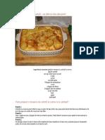 Musaca Cu Carne Si Cartofi