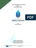 Pemodelan Sistem Dan Simulasi Industri Modul 7 Parameterisasi Model1