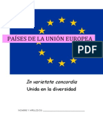 FICHA PAÍSES DE LA UNIÓN EUROPEA