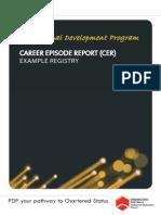 CER Example Registry