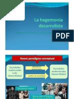 Difusionismo desarrollista sc