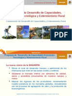 Programa de Extensionismo Rural