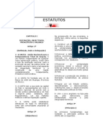 Estatuto - UNITA