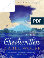 Ghostwritten by Isabel Wolff - extract