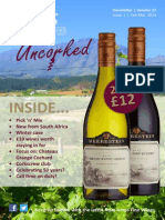Amps Fine Wines - February/March Newsletter