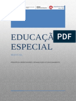 Principios Orientadores Educacao Especial