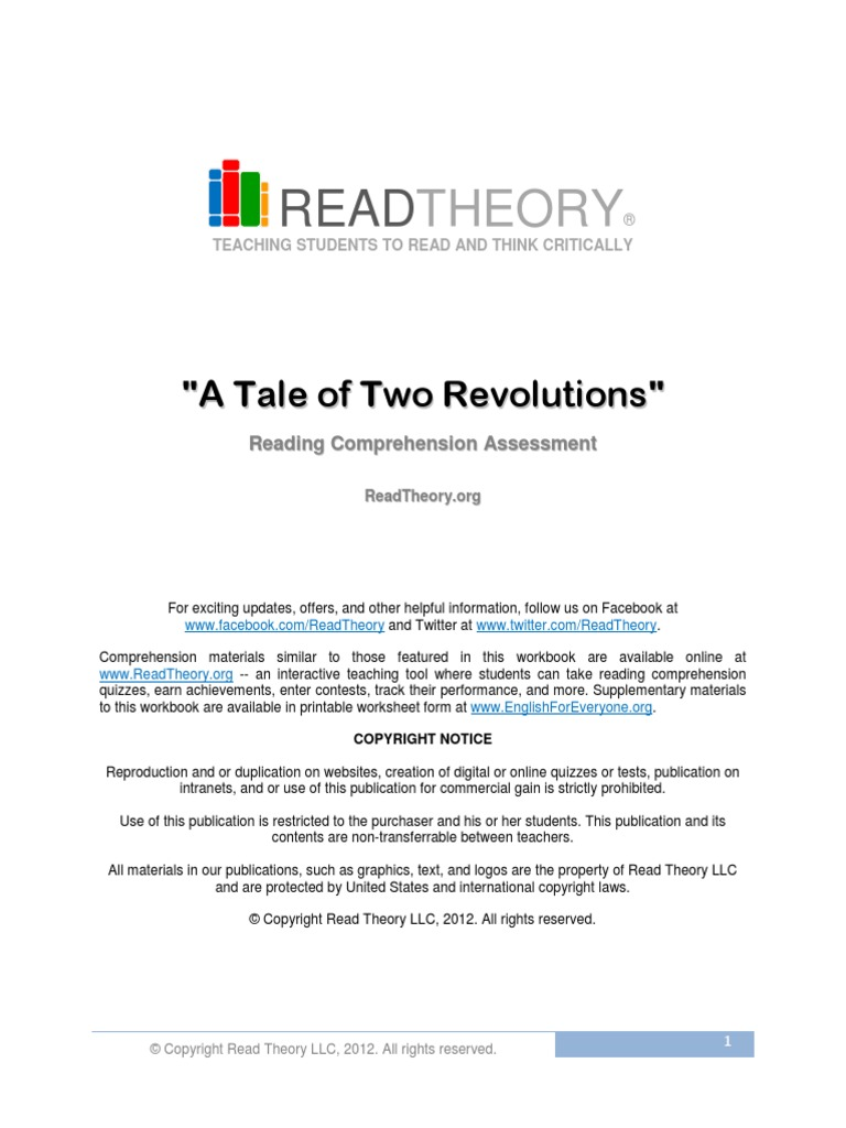 worksheet Read Theory Worksheets 100 printable reading comprehension worksheets past and grade 12 assessment 1 reign of terror french revolution