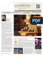 Your Corinthia Magazine 2014 February