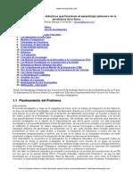Estrategias Didacticas Aprendizaje Ensenanza Fisica