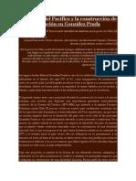 La Guerra del Pacífico y la construcción de la nación en González Prada