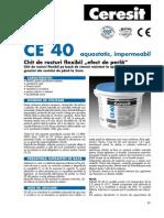 Chit Aquastatic CE40