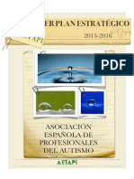 III Plan Estrategico AETAPI
