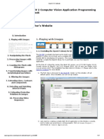 OpenCV Install Guide