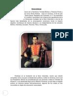 Album - Simón Bolívar
