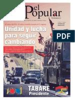 Edición especial El Popular  43 aniversario del Frente Amplio / Febrero 2014