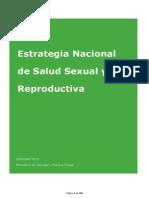 Estrategia de Salud Sexual y Reproductiva M S 2010 Ministerio de España