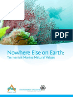 Nowhere Else on Earth-Briefing Paper 2011