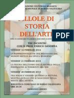 Borgo Pillole Di Storia Dell'Arte