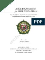 Karya Tulis Tanjung Benoa