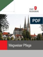Wegweiser Pflege Regensburg