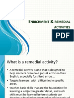 Lecture14_remedial & Enrichment