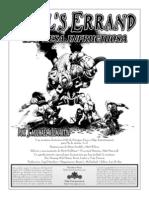 D&D - 3.0 - EDG - Reinos de Hierro - Fool's Errand