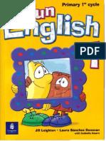 Longman - Fun English 1
