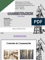 Diapositivas (Conmutacion) Original