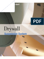 USG Drywall Suspension System Flat Ceilings Technical Notes 640677