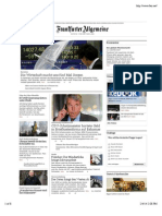 """Preview of """"Aktuelle Nachrichten online - FAZ.NET"""""""