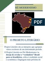 PAS 3O Pré-Modernismo - 26 de março