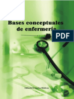 Bases Conceptuales De Enfermería [Ed. Ciencias Medicas]
