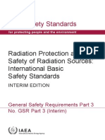 IAEA Safety Standard - GSR3