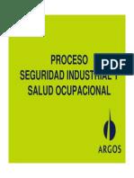 Proceso-seguridad Industrial y Salud Ocupacional-Argos