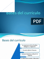 Bases Del Curriculo