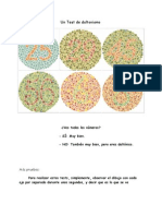 Test e Info Sobre Daltonismo