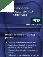 Curs Nr.4 Organizationala