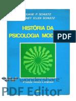 Historia Da Psicologia Moderna Shultz Copiar