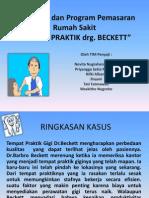Strategi Dan Program Pemasaran Rumah Sakit