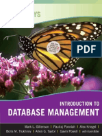 Introduction to Database Management
