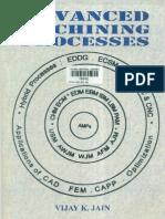 Advanced Machining Processes