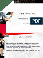 Presentación OTEC