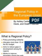 regional Policy in EU _2007%5B1%5D