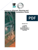 Industrial Ethernet Planning and Installation Guide