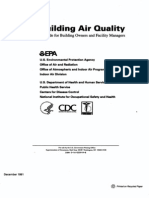 EPA Building Air Quality - A Guide for Building Owners and Facility Managers