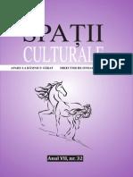 Spatii Culturale Nr. 32