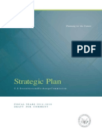 U.S. Securities and Exchange Commission - Strategic Plan 2014-2018 (Draft)