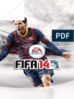 FIFA14 Manual for PC