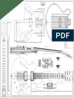 Plan za izradu gitare gibson cs 356