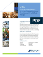 Ssds for Industrial Markets Lo